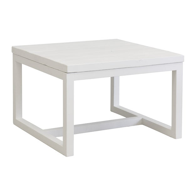 Cape Cod Occasional Table in Recycled Pine & Steel